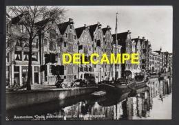 DD / BATEAUX / PÉNICHE ET SON MAT , QUAI DES BRASSEURS À AMSTERDAM (HOLLANDE) - Houseboats