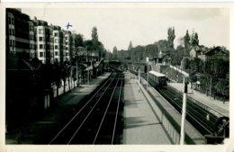 78 .20598 .viroflay .la Gare .les Quais . - Viroflay