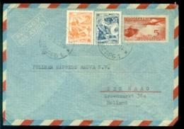 Joegoslavie 1953 Luchtpostbrief Naar Nedrland - 1945-1992 Sozialistische Föderative Republik Jugoslawien