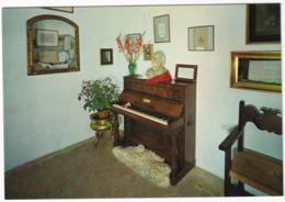 Valldemosa - Sala Y Piano Mallorquin De Chopin - (Mallorca, Baleares) - Piano/Klavier - Mallorca