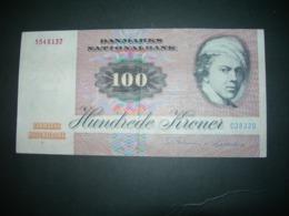 Danimarca 100  Kroner 1972. - Danimarca