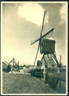 Nederland 1945 Briefkaart G 254 F Molenserie Nr. 6 Alphen A/d Rijn Bewoonde Wipwatermolen - Postwaardestukken
