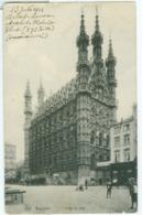 Louvain 1912; Hôtel De Ville - Non Voyagé. (Nels - Bruxelles) - Leuven