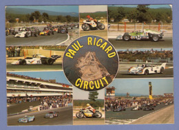 Souvenir Du Circuit Paul Ricard - MOTO FORMULE 1 F1 - Aris Bandol - 2 Scans - - Grand Prix / F1