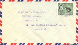 MAURITIUS LOUIS STATION TàD 5 SP 56 - Mauricio (1968-...)