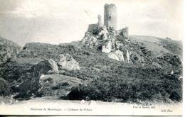 N°76269 -cpa Château De L'Ours -environs De Montluçon- - Otros Municipios