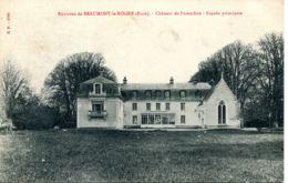 N°76272 -cpa Beaumont Le Roger -château De Fumechon - - Beaumont-le-Roger