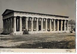 CPA ATHENES -temple Of Theseus - Griekenland