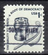 USA Precancel Vorausentwertung Preo, Locals Michigan, South Haven 853 - Vereinigte Staaten