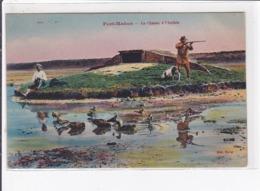 FORT MAHON : La Chasse à L'Authie - Très Bon état - Fort Mahon