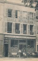 SAINTE-MENEHOULD - LE CAFE DE PARIS - PLACE D'AUSTERLITZ - Sainte-Menehould