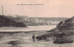 BELLE ILE En MER  -  Sauzon Vue Du Fond Du Port  Edts Villard 2420 - Belle Ile En Mer