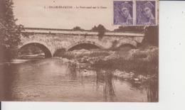11 SALLELES D'AUDE  -  Le Pont Canal Sur La Cesse  - - Salleles D'Aude