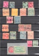 Indes TP Service Oblit B/TB - Inde (...-1947)
