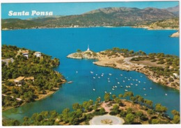 Santa Ponsa - Vista De Una De Sus Caletas - (Mallorca, Baleares) - Mallorca