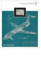 """Timbres """"Les Plus Grands Avions De L'Histoire"""" Collection Du Médailler Franklin - Timbres"""