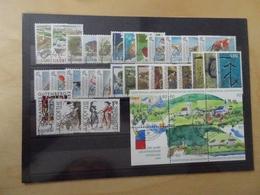 Liechtenstein Jahrgang 1999 Komplett Gestempelt (12399) - Liechtenstein