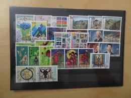 Liechtenstein Jahrgang 2002 Gestempelt Komplett (12396) - Gebraucht