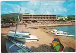 Palma Nova - Bar Restaurante 'Playa Son Caliu' - (Mallorca, Baleares) - Pedal Boats - Palma De Mallorca