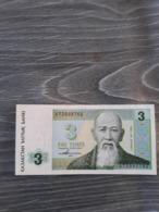 Billet De 3 (1993) - Kazakhstan