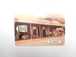 Télécarte Publique , Nouvelle Calédonie , Rue Marchande , NC48 - Neukaledonien