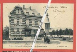 PERWEZ  -  Beau Lot De 4 Cartes Postales Anciennes - Perwez