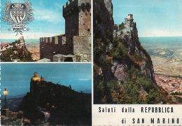 SALUTI DALLA REP. SAN MARINO - San Marino