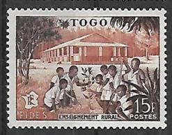 TOGO N°259 N** - Unused Stamps