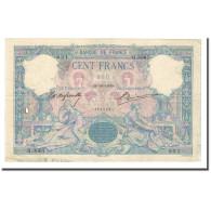 France, 100 Francs, Bleu Et Rose, 1900-10-26, TB+, Fayette:21.13, KM:65c - 1871-1952 Anciens Francs Circulés Au XXème
