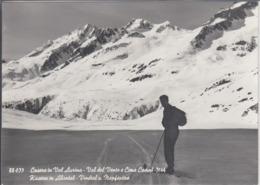 CASERE IN VAL AURINA - Val Del Vento E Cima Cadini, KASERN In Ahrntal, Vindtal U. Napfspitze   RPPC - Italie