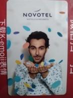 China Hotel Key, Novotel Ningbo East, Ningbo (1pcs) - China