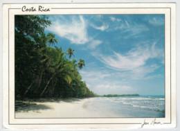 COSTA   RICA    PARQUE  NACIONAL CAHULTA  -        (VIAGGIATA) - Costa Rica