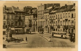 Place Raymond Blykaerts, Ixelles - Places, Squares