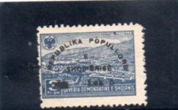 ALBANIE 1948 O - Albanie