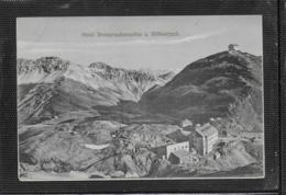 AK 0356  Hotel Dreisprchenspitze Am Stilfserjoch / Verlag Figl & Co Um 1906 - Bolzano