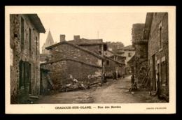 87 - ORADOUR-SUR-GLANE - RUE DES BORDES - Oradour Sur Glane