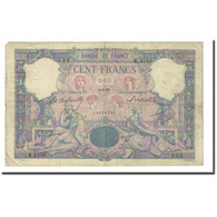 France, 100 Francs, Bleu Et Rose, 1897-03-06, TB, Fayette:21.10, KM:65b - 1871-1952 Anciens Francs Circulés Au XXème