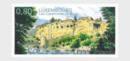 H01 Luxembourg 2019 Casemattes MNH Postfrisch - Nuovi