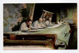 - CPA BEAUVAIS (60) - La Manufacture Nationale - Un Atelier (belle Animation) - Editions Lévy N° 31 - - Beauvais