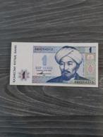 Billet De 1(1993) - Kazakhstan