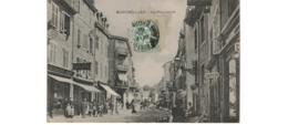 Montbéliard  - Rue Cuvier - Montbéliard