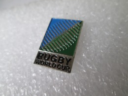 PIN'S   RUGBY  WORLD CUP - Rugby