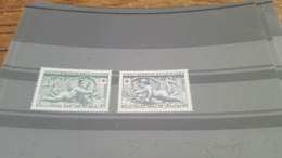 LOT 477610 TIMBRE DE FRANCE NEUF** LUXE N°937/938 - France