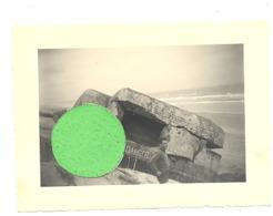Photo ( +/- 6 X 9  Cm ) Kust, Bunker, Blockhaus - Vestige De La Guerre 40/45 - A SITUER (b259) - Orte