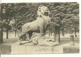 75 - PARIS - JARDIN DU LUXEMBOURG / BRONZE Par A. CAIN - Parcs, Jardins