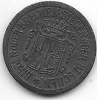*notgeld  Selb  10 Pfennig   1918  Zn  495.3a/a - [ 2] 1871-1918: Deutsches Kaiserreich