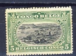 Belg.Kongo-Congo Belge (xx) Nr 54  Postfris - Neuf - MNH - 1894-1923 Mols: Nuevos