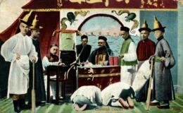HONKONG STAMP CHINESE COURT 1912   HONGKONG   HONG KONG  CHINE CHINA - China (Hong Kong)