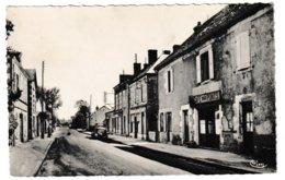 Nièvre CERCY A TOUR Avenue De La Gare (café Des Ponts) - Andere Gemeenten