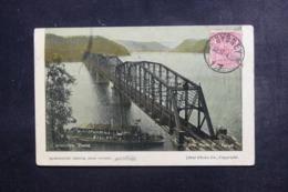 AUSTRALIE - Affranchissement Plaisant De Sydney Sur Carte Postale En 1907 Pour La France, Taxe Française - L 46269 - Marcophilie